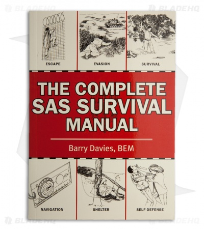 The Complete SAS Survival Manual by Barry Davies (Paperback)