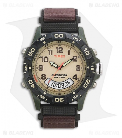 Timex Expedition Resin Combo Watch T451819J