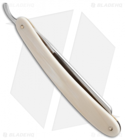 "Timor Deluxe Straight Razor Horn Handle (5/8"" Carbon Steel) 570"