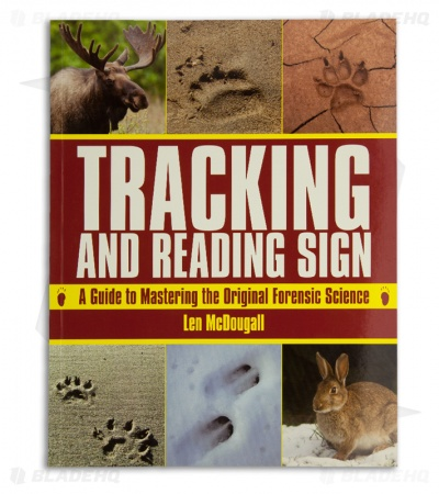Tracking and Reading Sign by Len McDougall (Paperback)
