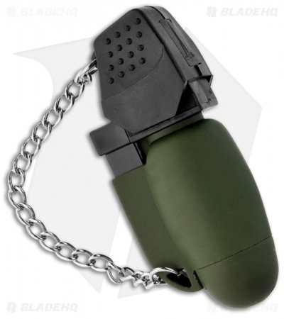 Turboflame Military Lighter (Green)