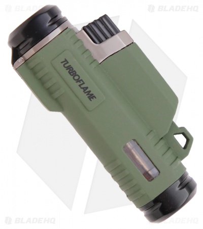 Turboflame Ranger Twin Laser Jet Flame Lighter 21090 T2-OL