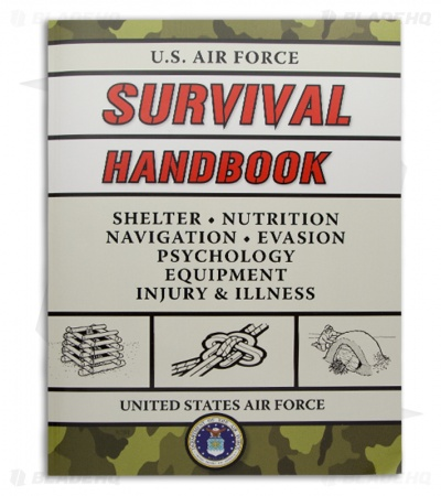 US Air Force Survival Handbook (Paperback)