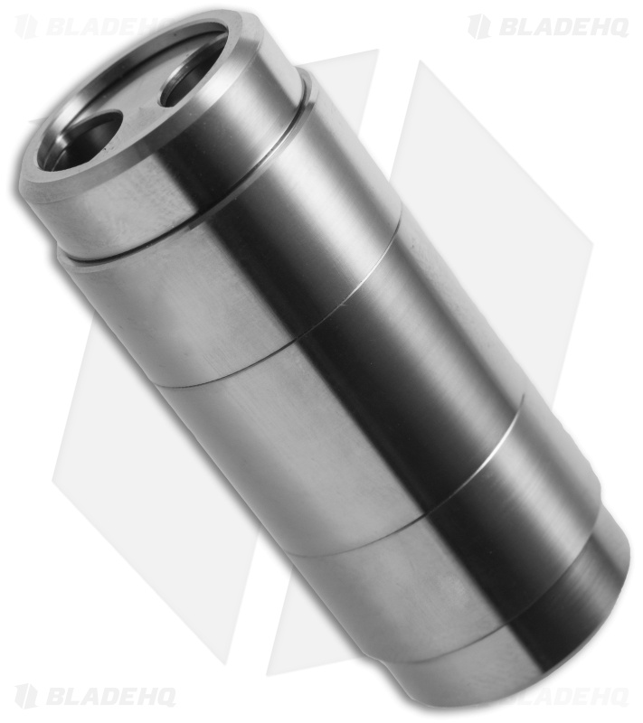 Canister large diameter and length within the ass - 1 part 3