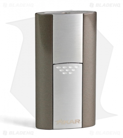 Xikar Flash Jet Flame Lighter (Gunmetal) 506GM
