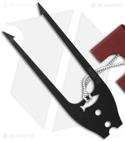 Zubin Axe Fishing Spear Attachment