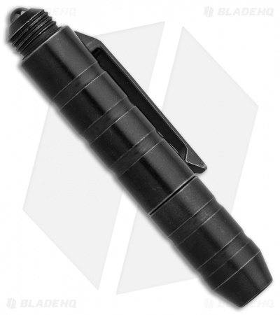 Stedemon P01 EDC Titanium Tactical Pen - Black