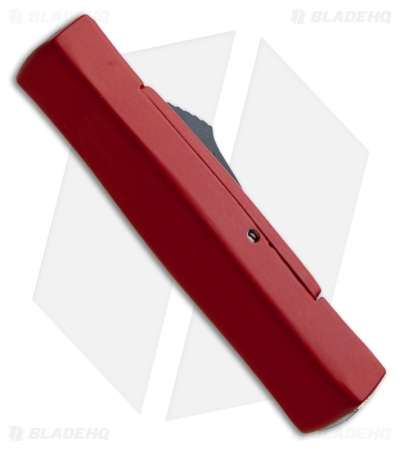 "AKC Minion Concord OTF Automatic Knife Red (2.3"" Polish Flat Grind)"