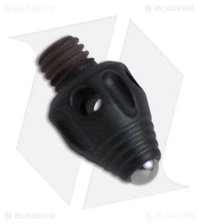Microtech Glass Breaker Replacement Ball Tip (Black)