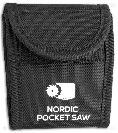 Nordic Pocket Saw Manual Chainsaw - Green Nylon Handles