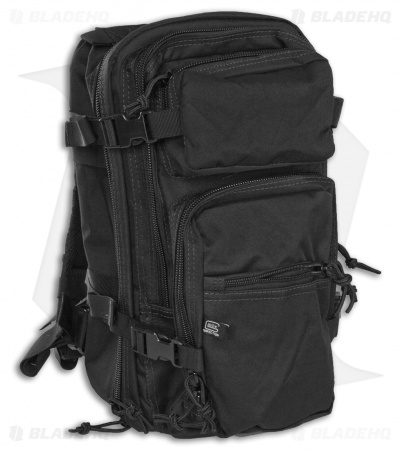 Glock 600D Multi-Purpose Polyester Backpack (Black) AS00103