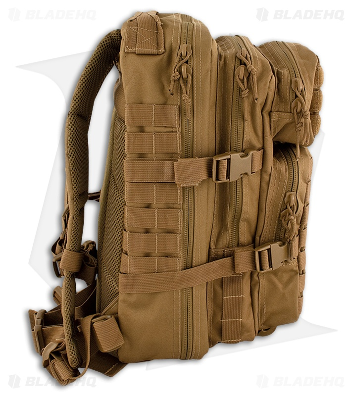 193ec54860d5 Red Rock Outdoor Gear Assault Pack Tan 80126COY
