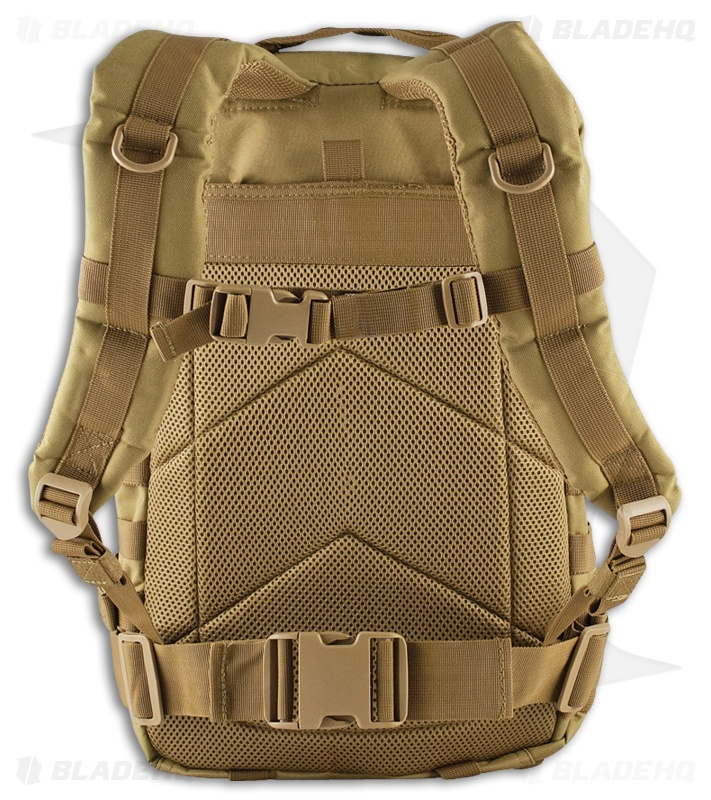 ac7e184e2c55 Red Rock Outdoor Gear Large Assault Pack Coyote Tan 80226COY