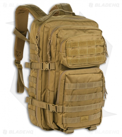 Red Rock Outdoor Gear Large Assault Pack Coyote Tan 80226COY