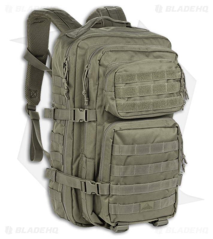 1094c775daab Red Rock Outdoor Gear Large Assault Pack OD Green 80226OD