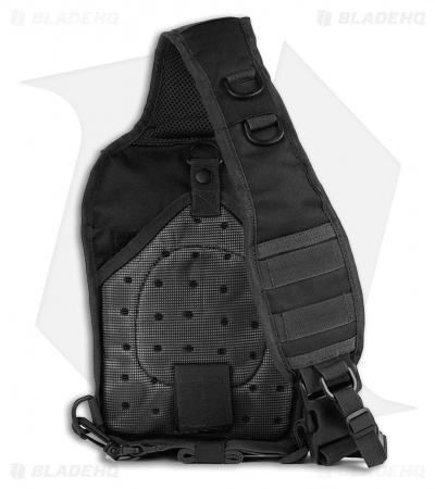 Red Rock Outdoor Gear Rover Sling Pack Black 80129BLK