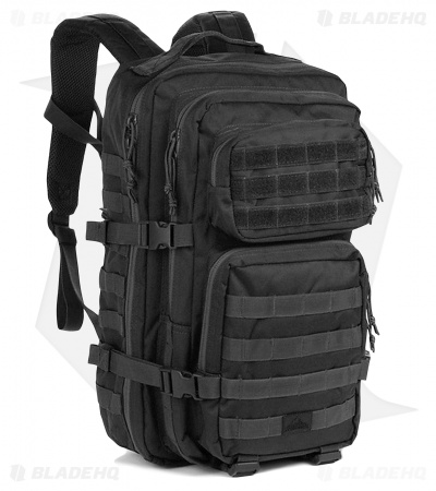Red Rock Outdoor Gear Large Assault Pack Black 80226BLK