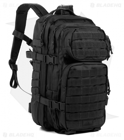 Red Rock Outdoor Gear Assault Pack Black 80126BLK