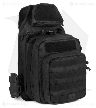 Red Rock Outdoor Gear Recon Sling Pack Black 80139BLK