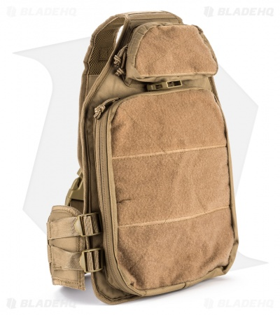 Red Rock Outdoor Gear Recon Sling Pack Coyote Tan 80139COY