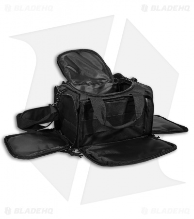 ABKT Tactical Universal Range Bag (Black) AB091B