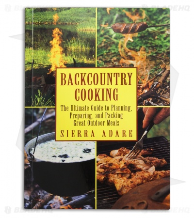 Backcountry Cooking by Sierra Adare (Paperback)