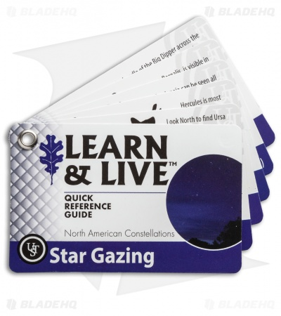 Ultimate Survival Technologies Star Gazing Cards