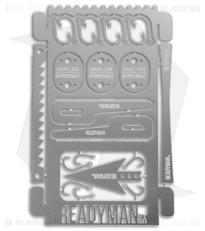 Readyman Survival Stove 2.0