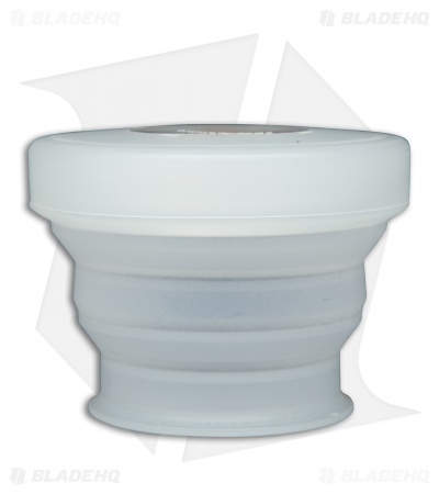 Human Gear GoCup 4 oz. Collapsible Travel Cup (Clear) HUM0310