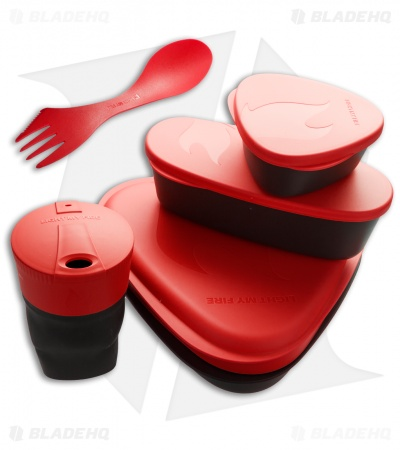 Light My Fire Meal Kit (Red)