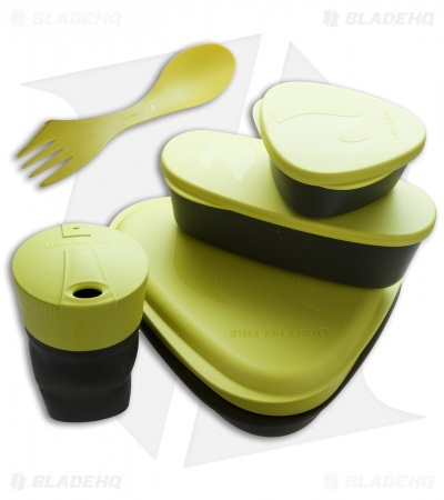 Light My Fire Meal Kit (Yellow)