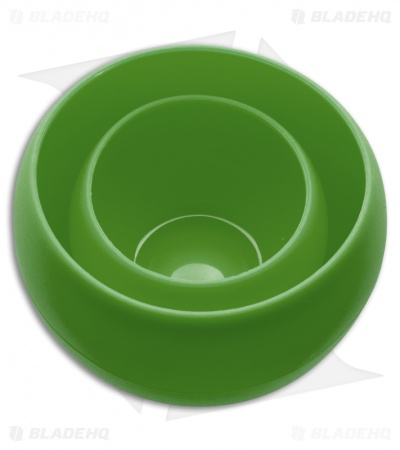 Guyot Designs Squishy Bowls Silicone Cup and Bowl Set (Lime Green)