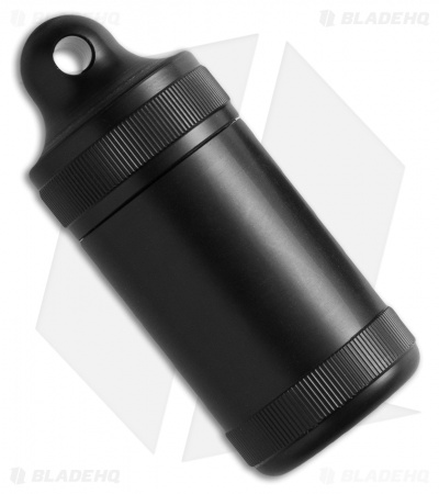 Delrin XL Pico Pull Waterproof Capsule (Black)