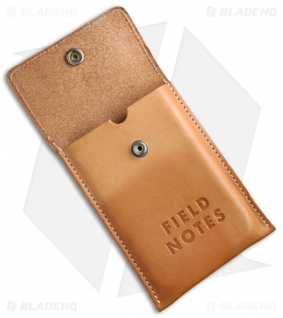 Field Notes Pony Express Leather Memo Book Pouch
