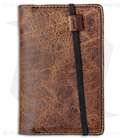 Greg Stevens Design Field Notes Leather Cover w/ 3 Notebooks