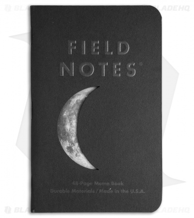 Field Notes Fall 2016 Limited Edition Lunacy 3-Pack Memo Books