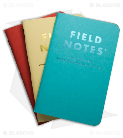 Field Notes Spring 2016 Limited Edition Sweet Tooth 3-Pack
