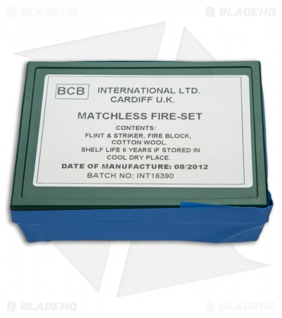 Bushcraft Deluxe Matchless Fire Set CN335