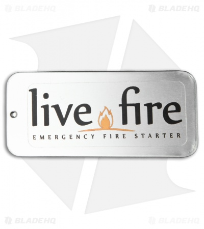 Live Fire Original Emergency Fire Starter