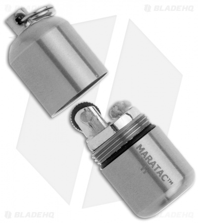 Maratac Titanium Tiny Split Pea Peanut Lighter