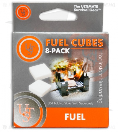 UST Instant Fire Starter Fuel Cubes 8-Pack
