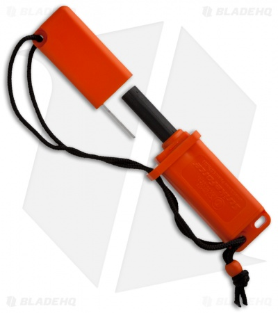 UST Ultimate Survival Technologies StrikeForce® Orange Fire Starter 0411