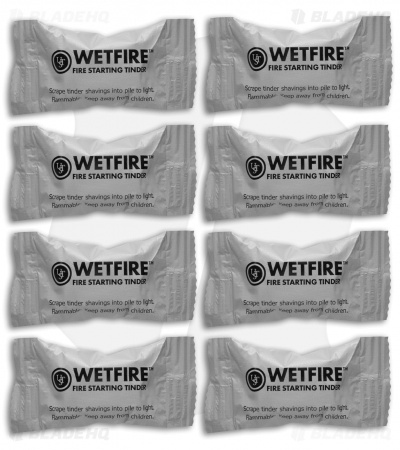 UST WetFire Fire Starting Tinder (8-Pack)