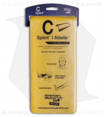 C Splint Adventure Medical Kits