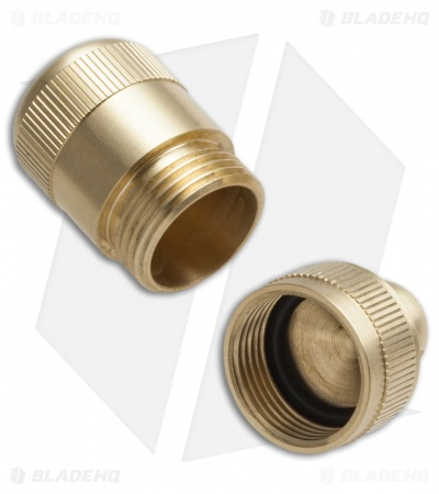 Deluxe Pico Pull Waterproof Capsule (Brass) USA