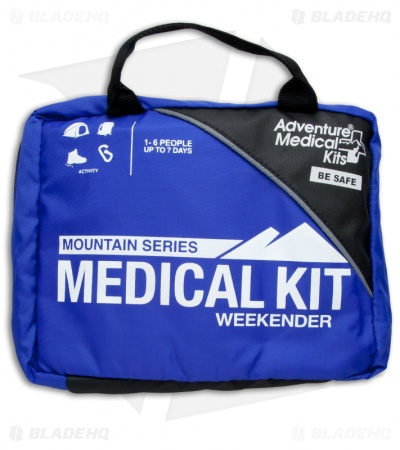 Adventure Medical Kits Mountain Series Weekender Medical First Aid Kit