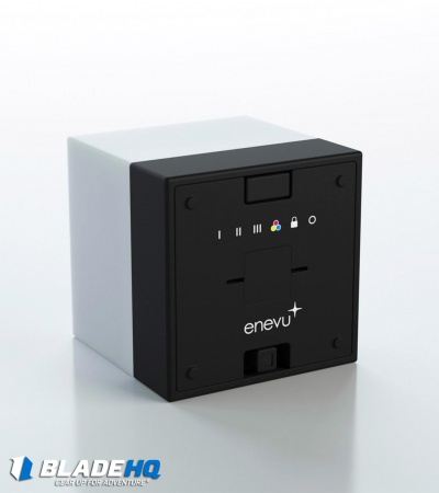 Enevu CUBE Mood & Utility LED Light - Black