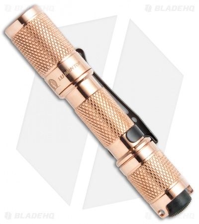 Lumintop Tool AAA Flashlight Copper Nichia LED (80 Lumens)