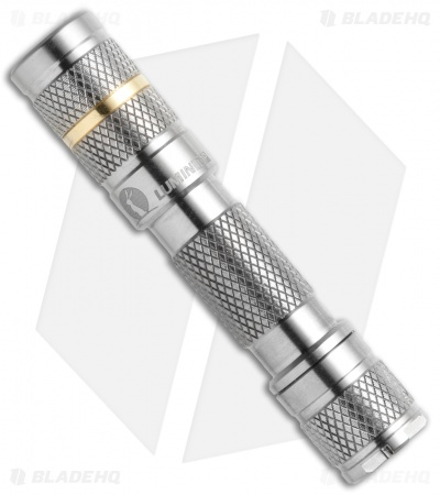 Lumintop Tool AAA Flashlight Titanium Cree XP-G2 (R5) LED (110 Lumens)