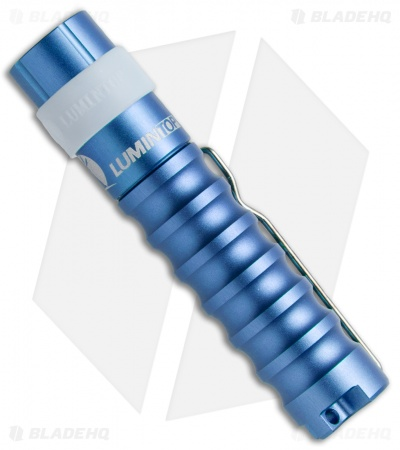 Lumintop Worm AAA Flashlight Blue Cree XP-G2 (R5) LED (110 Lumens)